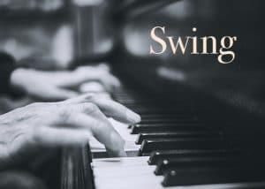 Swing-Rhythmus am Klavier – wie geht das?